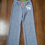 Спортивные штаны для девочки 6-8 лет