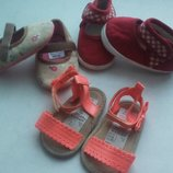 Пинетки обувка для малышки