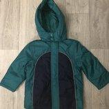 Зимний комбинезон и куртка BPC 4-5 лет р.104