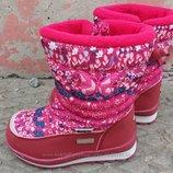 Зимние дутики, ботинки М.мичи
