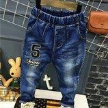 Крутые джинсы р. 7-15