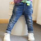 Крутые джинсы большие размеры р. 7-15
