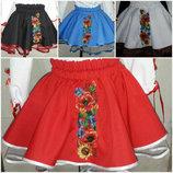 Супер костюмы,юбочки-вышиванки.Много моделей