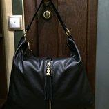 Шикарная большущая сумка кожа Modalu London оригинал