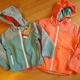 Термо куртки на флисе 98-128см.