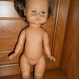 Кукла Гдр анатомическая девочка 34 см