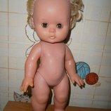 Кукла Гдр топтыжка 30 см