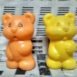 Цена за 2.Коллекционная винтажная игрушка кукла ссср тирг тигренок