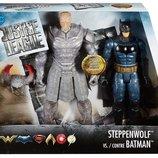 DC Justice League Batman vs Steppenwolf Бэтмен и Степпенвульф
