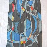 Шарф-Платок,шелк Hand Made 56 89,5