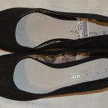 Туфлі лодочки балетки Marco tozzi розмір 40, туфли