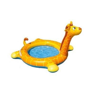 Бассейн надувной Жираф 57434