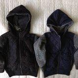 куртки трикотаж. 104-122Венгрия