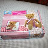 Набор для шитья медвежонка новый
