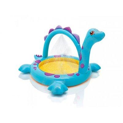 Бассейн надувной детский Динозаврик 57437