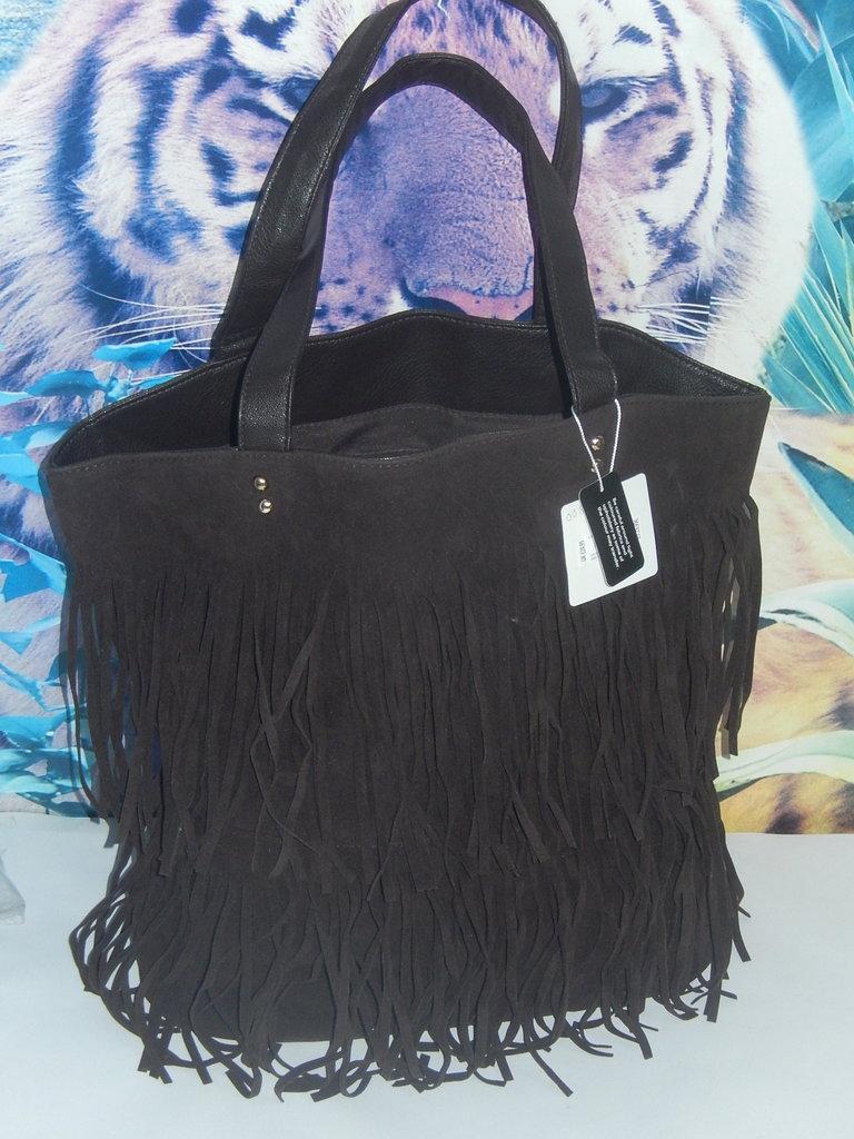 172644c78085 Стильная сумочка с бахромой от New Look ,новая  450 грн - большие сумки new  look в Харькове, объявление №15930442 Клубок (ранее Клумба)