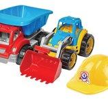 Іграшка Малюк-Будівельник 3 Технок