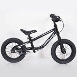 Детские беговелы велобеги BRN B-2 на 12 и 14 д на надувных колесах