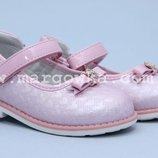 Новые туфли Tom.M 3053B Размеры 21-26 Большемерят