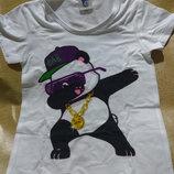 Крутая футболка на 4 года