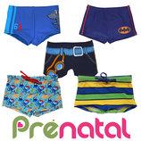 Яскраві плавки боксери для хлопчиків 3-36 місяців фірми Prenatal Італія