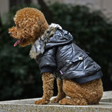 Теплая куртка Petsoo на собачку