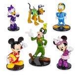 Disney store Набор фигурок Микки Маус и друзья mickey the roadster racers figurine playset