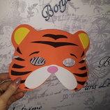 Маска тигренка