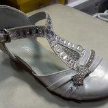 Распродажа остатков туфельки для наших принцесс.несколько моделей.25,26,32,34 р