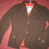 Тренд пиджак классика с аркой подкладкой тренд - р.s- murphy&nye