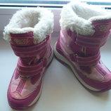 Сапоги сапожки ботинки зимние Super gear Супер джер 27р