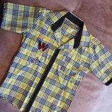 Рубашки для мальчиков. Размеры 8 и 9 лет