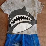Костюм детский Акула