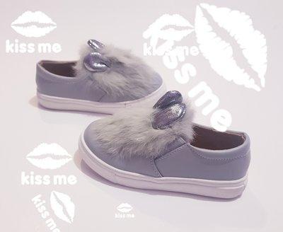 Модные кроссовочки - кролики с ушками 16 и 16.5 см стелька