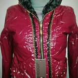 Курточка для девочки.Ооочень красивая.158-164 р