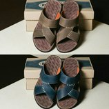 Шлепанцы Bonis, кожаные, р. 39-45, код gavk-10667