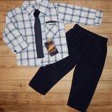 Стильні костюми для хлопчика Джентельмен 1-4 роки