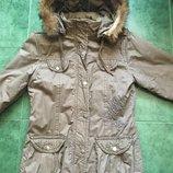 Женская стильная весенняя курточка, размер Л
