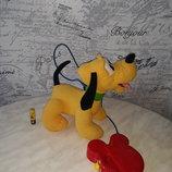 Интерактивная собака на поводке с пультом Fisher-Price