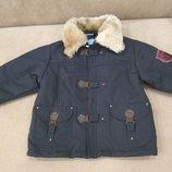 Продам новую,фирменную Impidimpi, деми куртку-парку, 2-4 года. качество отличное