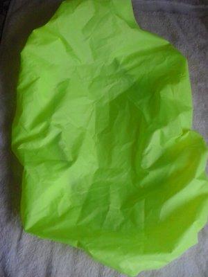 Чехол на рюкзак от дождя