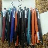Ручка шар/маслянная, автомат, Soffy синяя 0,7 мм LINC ,цвета в ассортименте