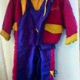 Детский комбинезон куртка штаны куртка с рюкзаком