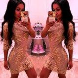 Шикарное платье C-М размер