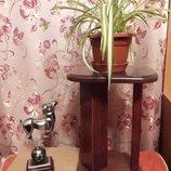 Подставка декоративная ,стойка для цветов.