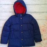 Зимняя куртка на мальчика 9-10 лет Mini Boden