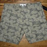Мужские американские шорты Parke Ronen р 34