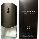 Givenchy Pour Homme Silver Edition EDT 100 ml для мужчин