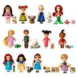 Disney Коллекционный набор мини куклы Аниматор Дисней 2017г Animators' Collection Princess Dolls Set