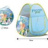Палатка холодное сердце анна и Эльза дом фроузен детская палатка Frozen